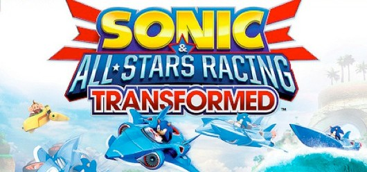 Sonic and AllStars Racing Transformed 3DS hits retail Feb 8