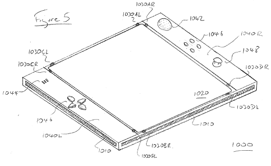 Sony patents 'Eyepad,' a Moveenabled PS3 tablet controller