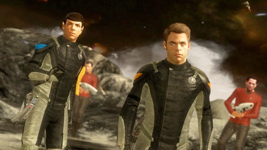 Red Alert new Star Trek screens