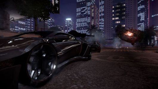 PSA Sleeping Dogs 'Wheels of Fury' out now