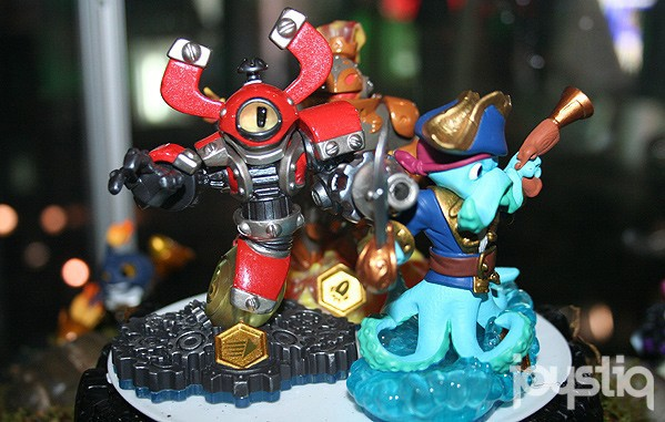 Skylanders Trying to stay ahead of the curve as an annual franchise