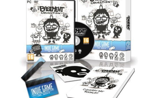 Basement Collection retail edition bundles in Indie Game The Movie, out March 8