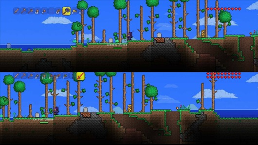 Terraria aims to unearth console ports in March