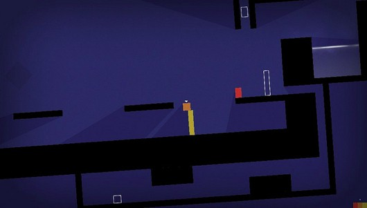 Minimalist platformer Thomas Was Alone comes to PS3 and Vita