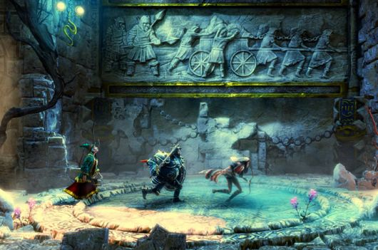 Trine 2 Director's Cut 25% off in Wii U eShop, GOGcom holding RPG sale