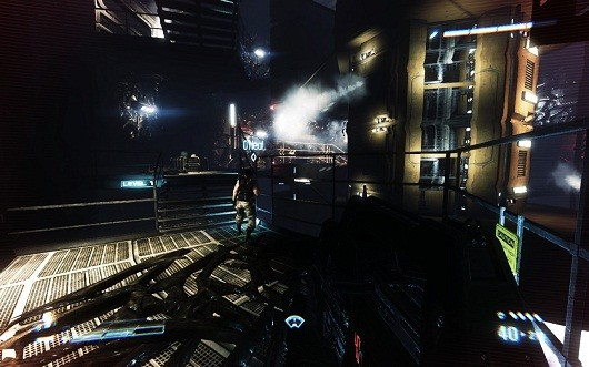 Polished turd Gamers work to make Aliens Colonial Marines look better on PC