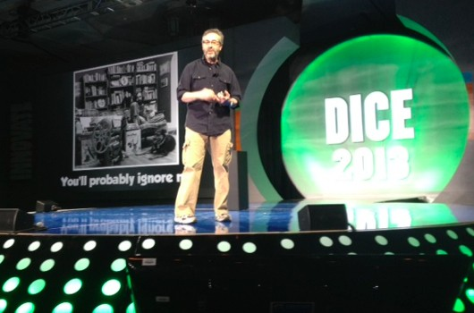 Warren Spector says he'll and we'll survive the current industry chaos