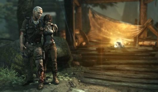 Watch 11 minutes of Tomb Raider with developer commentary