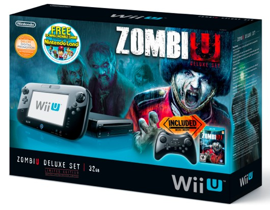 Wii U ZombiU bundle coming to North America Feb 17