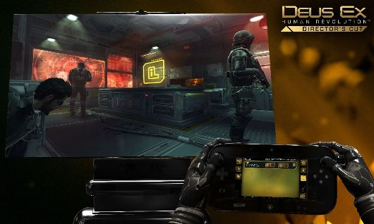 Deus Ex Human Revolution Director's Cut announced for Wii U, 'coming soon'