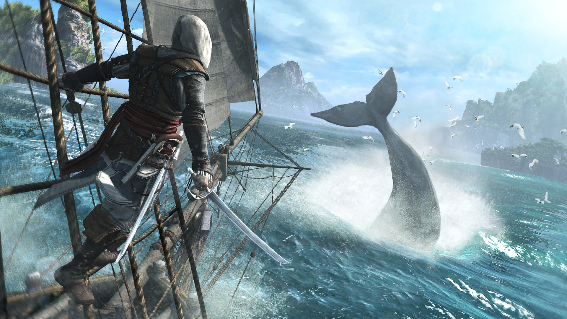 assassin's creed 4 preview