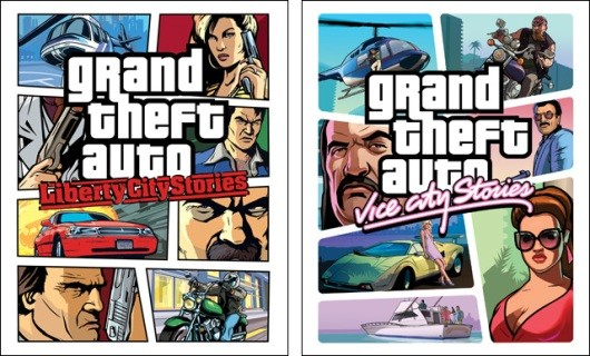 GTA Liberty City Stories, Vice City Stories hit PSN next week