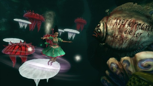 For new Alice game, AAA 'is not our first priority,' series writer says