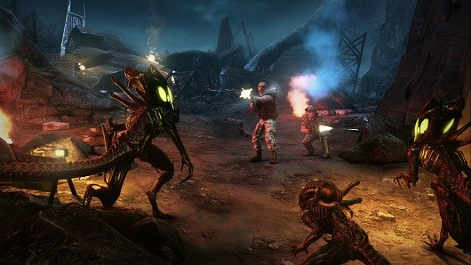 Aliens Colonial Marines gets huge 38GB patch on PC