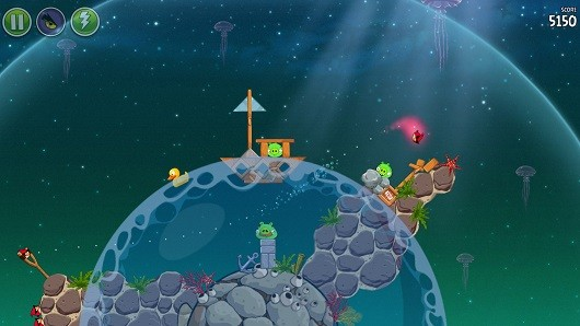 Angry Birds Space shoots onto Steam, 20% off for one week