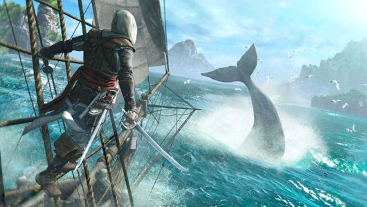 Assassins Creed 4 Black Flag screens leak, trailer sails out again