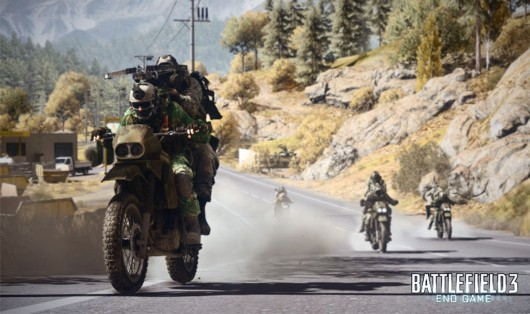 Battlefield 3 'End Game' DLC screens, date reiteration