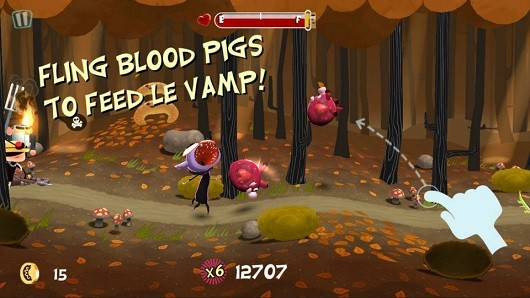 The Conduit dev bringing endless runner Le Vamp to iOS today