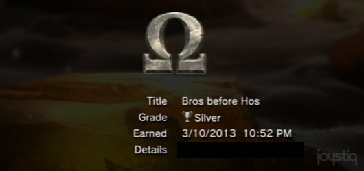 DNPPatch changes controversial God of War Ascension trophy name