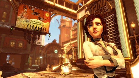BioShock Infinite soars onto Mac this summer