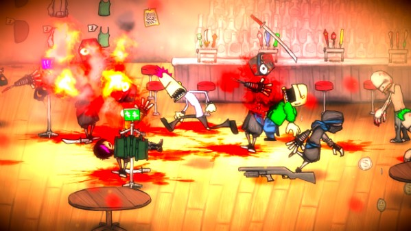 Charlie Murder preivew Anarchy in the XBLA