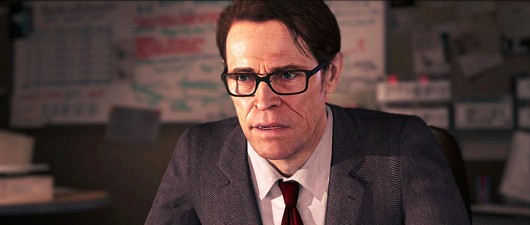 Beyond Two Souls out Oct 8, and Willem Dafoe's in it