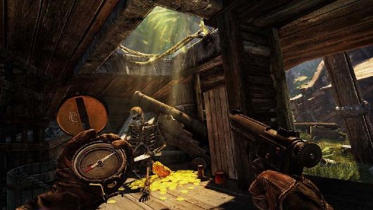 Painkiller H&amp;D dev loots temples in Deadfall Adventures for 360, PC