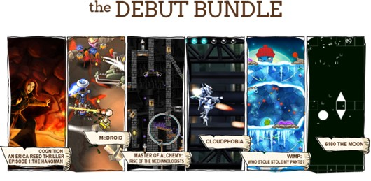 Debut Bundle debuts on Indie Royale, masters alchemy