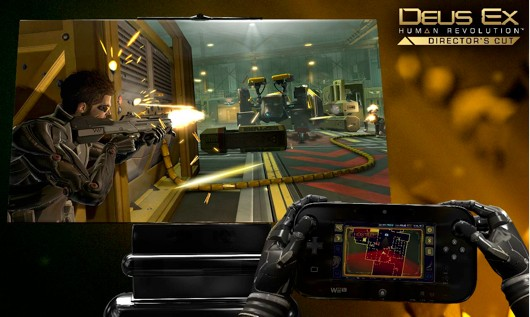 Deus Ex Human Revolution boss fights on Wii 'as they should have been'