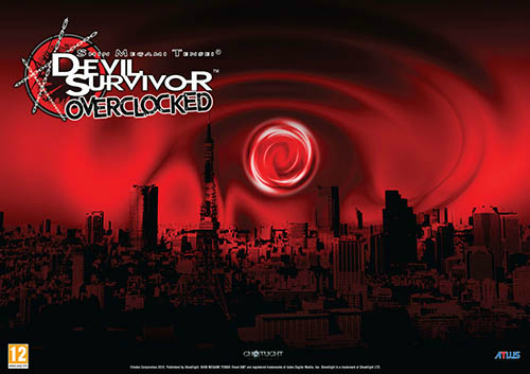 Shin Megami Tensei Devil Survivor Overclocked coming to UK in April