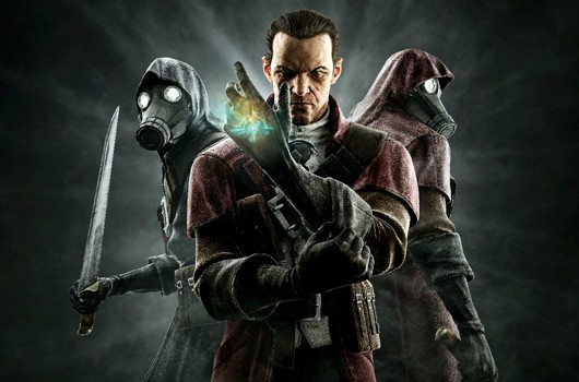Dishonored's 'The Knife of Dunwall' DLC blinks in April