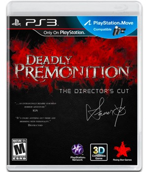 Deadly Premonition The Director's Cut weirds up April 30