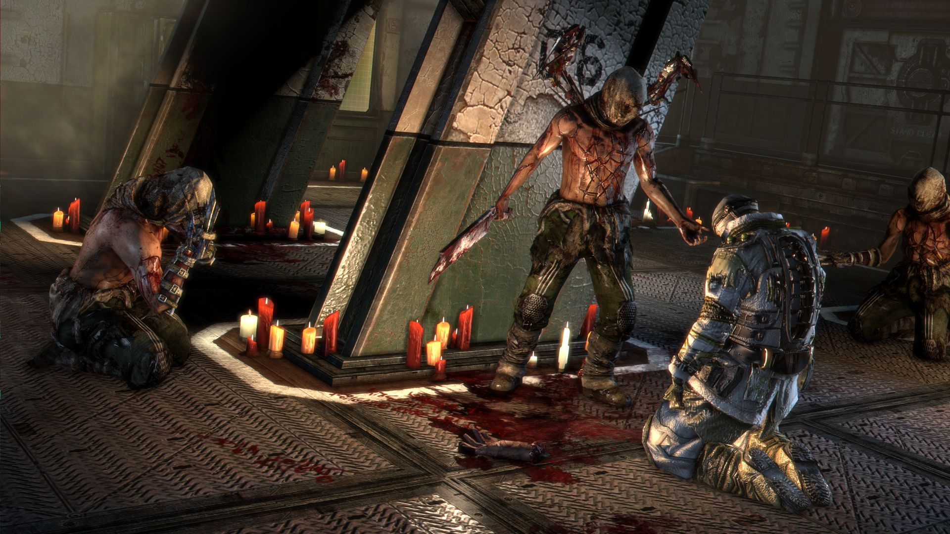 Dead Space 3 Awakened DLC review  Event horizonDead Space 3 Monsters