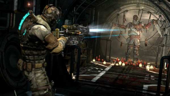 Bringing horror out of stasis in Dead Space 3's 'Awakened' DLC