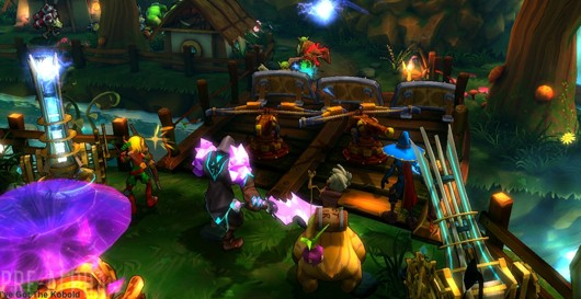 Dungeon Defenders 2 announced,