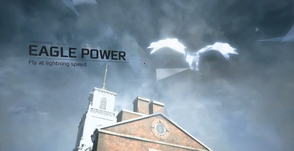 mini Connor turns into an eagle in AC3 DLC trailer