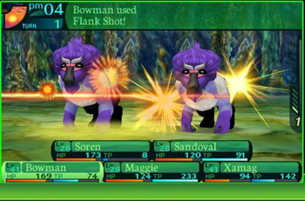 Etrian Odyssey 4 Legends of the Titan review The warm embrace of exploration