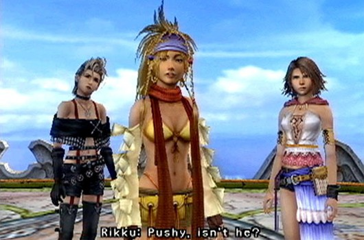 Report Final Fantasy X HD includes FFX2 HD on PS3, separate purchases on PS Vita