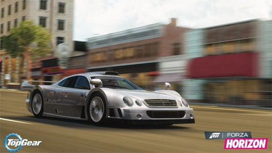 Forza Horizon's April Top Gear Car Pack DLC hits April 2