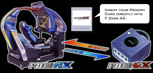 Full FZero AX arcade game discovered in FZero GX