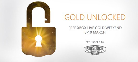 Xbox Live Gold free to all in the UK March 810