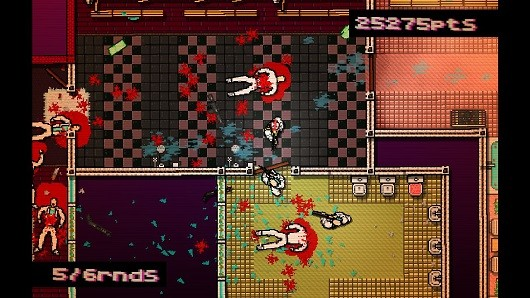 Hotline Miami takes a shot at Mac, available now on Steam