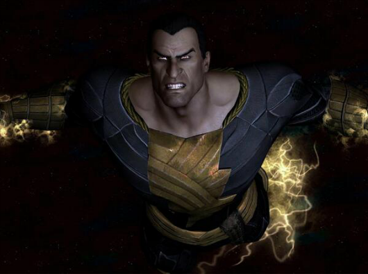 Injustice Gods Among Us adds Black Adam to character roster