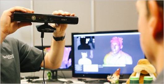 Kinect Fusion creates 3D models on the fly, coming to Windows SDK