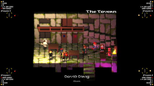 Legend of Dungeon, new game from IGF 2011 finalist, out now