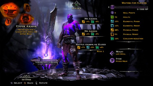 God of War Ascension patch to tweak 'Trial of Archimedes' difficulty unleashed