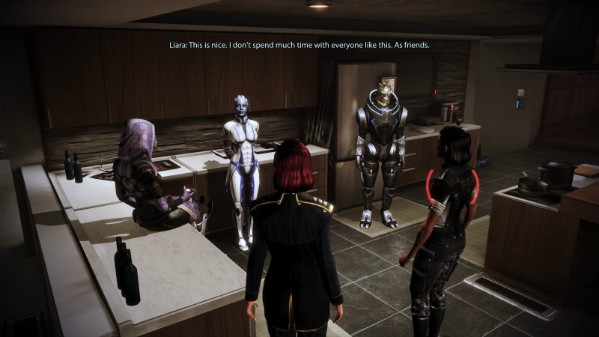 Mass Effect 3's 'Citadel' DLC demonstrates the franchise's messy, wonderful soul