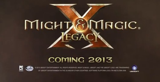 Might and Magic X Legacy announced