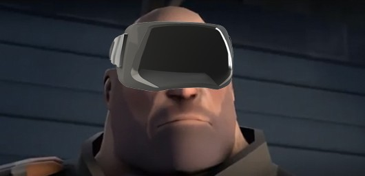 Team Fortress 2 is Oculus Rift's first official game