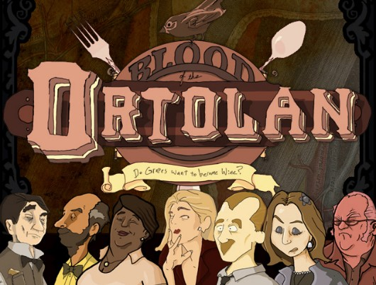 Cart Life followup, Blood of the Ortolan, sets the table in a few weeks